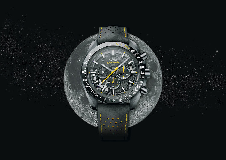 Omega Speedmaster Moonwatch Dark Side of the Moon Apollo 8.