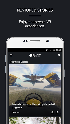 VR Stories by USA TODAY - screenshot