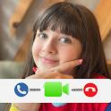 Giovanna Alparone Fake Call - Video Call 2020 icon