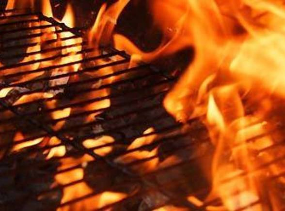 On your HOT grill, place chicken and let cook for 2 minutes on each...