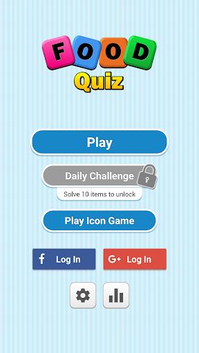 Food Quiz 3.8.6 screenshots 8
