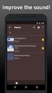 Radio Online Mozambique - náhled