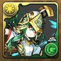 聖都の守護神・アテナ