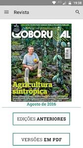 Revista Globo Rural screenshot 3