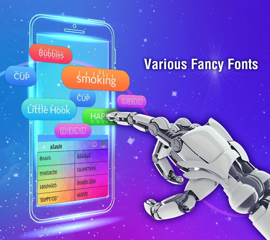 TouchPal Emoji Keyboard: AvatarMoji, 3DTheme, GIFs screenshots