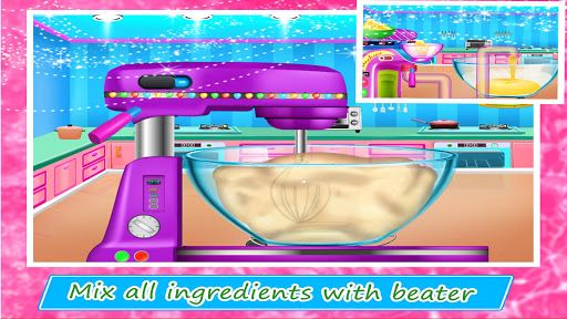 Doll House Cake Maker 1.0 9