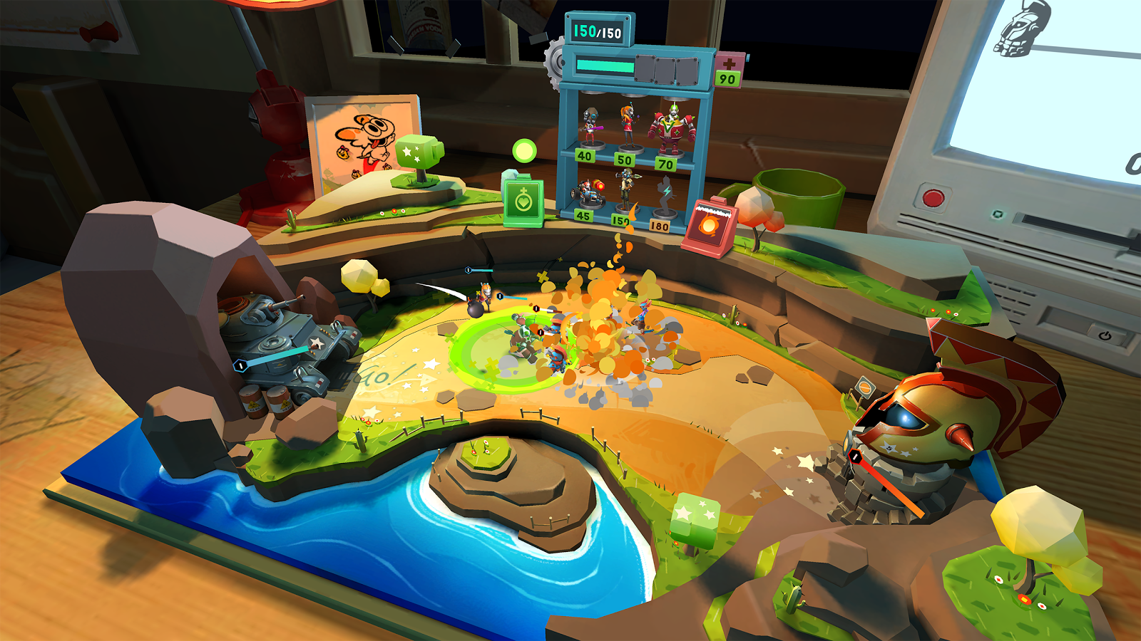 Toy Clash (deprecated)- screenshot