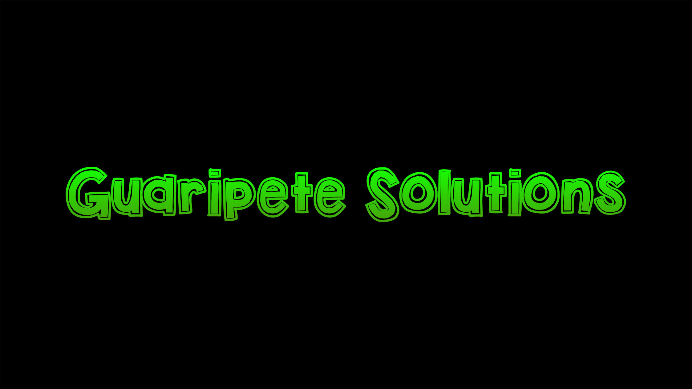Guaripete Solutions