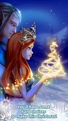 Love Story Games: Christmas Fantasy for Android apk 1