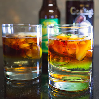 Dark and Stormy | The Perfect Easy Cocktail!.