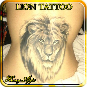 download lion tattoo design for pc. Black Bedroom Furniture Sets. Home Design Ideas