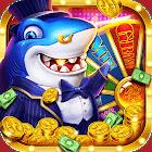 Coin Gush - New Fishing Arcade Game