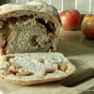 Rustic Apple Bread