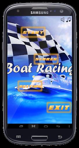 Turbo Boat Racing Game