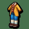 黄色いプロフェッサージャケット