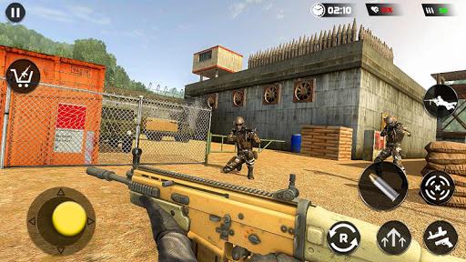 Real Commando Secret Mission: Army Shooting Games 1.0.3 screenshots 1