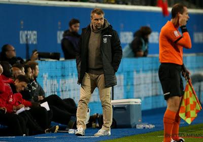 """STVV-coach waarschuwt zijn troepen: """"Te veel euforie na goede prestatie tegen Anderlecht"""""""