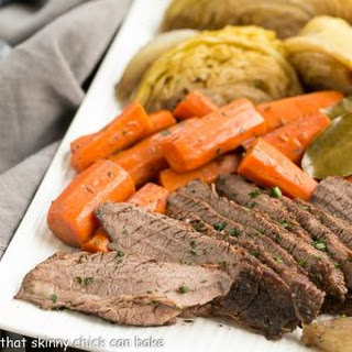 Irish Braised Corned Beef Recipe