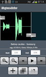 screenshot of Audio Cutter Merger Joiner&Mixer