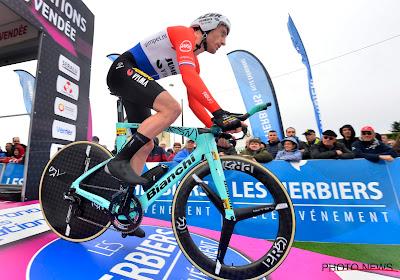 Nederlandse kampioen tijdrijden kan titel niet verdedigen en laakt communicatie van wielerbond