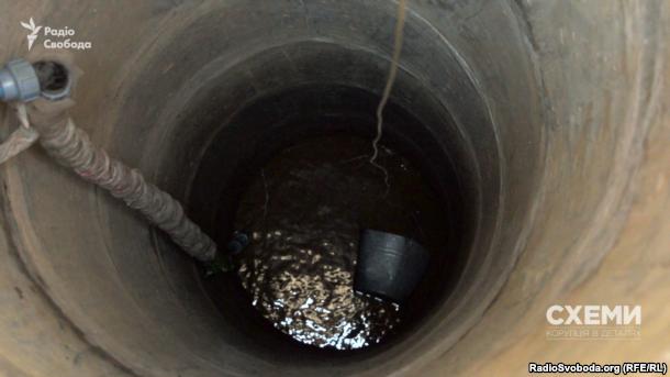 У криниці рівень води впав до сантиметрів 20