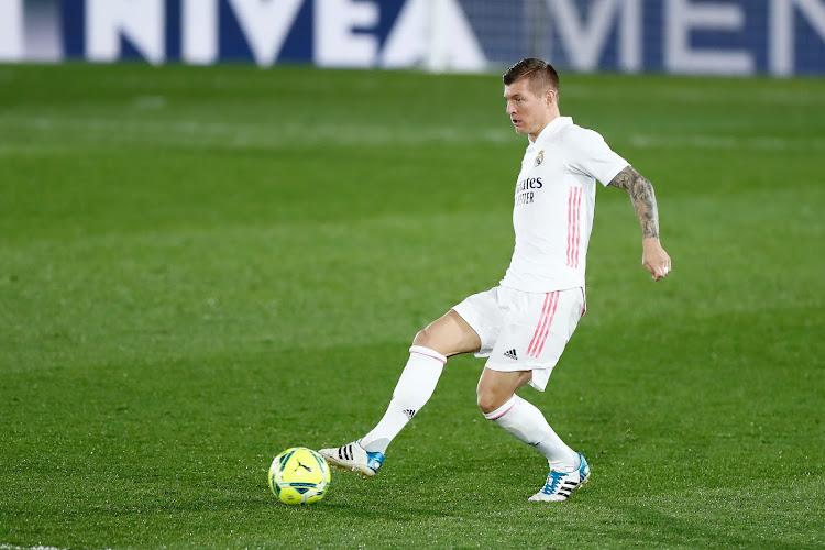 Un pas de plus dans l'histoire du Real pour Toni Kroos