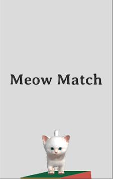 Meow Match: Matching Game