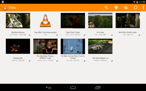 VLC for Android beta screenshot 9