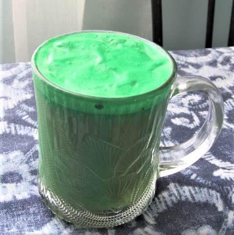 St. Patrick's Day Mocha