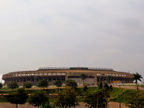 Photo: Kampala - Mandela National Stadium