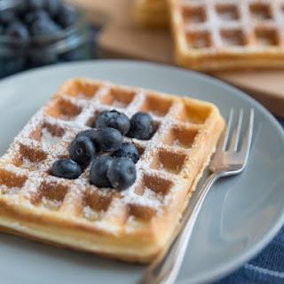 Belgian Waffles, Liege Style