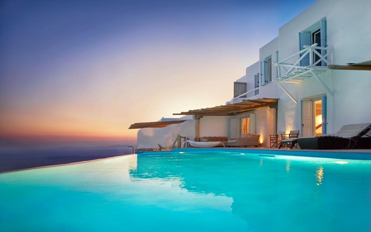 Villa Amethyst, Mykonos