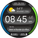 Hub Watch Face icon