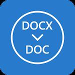 DocX to Doc Icon