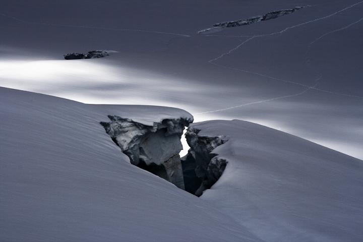 Raggio glaciale di Yanez