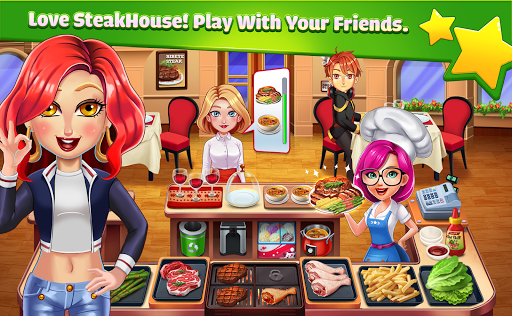 Cooking Star Chef - Realistic, Fun Restaurant Game 1.0.3 {cheat|hack|gameplay|apk mod|resources generator} 5