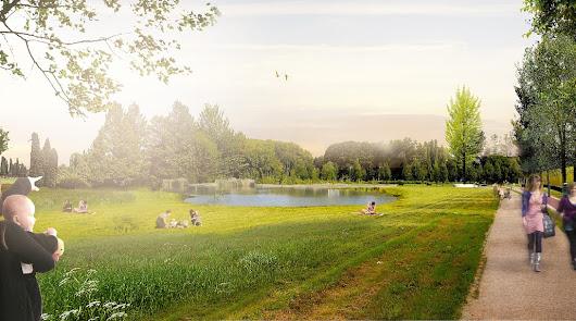 Así será el 'nuevo' Parque de las Familias