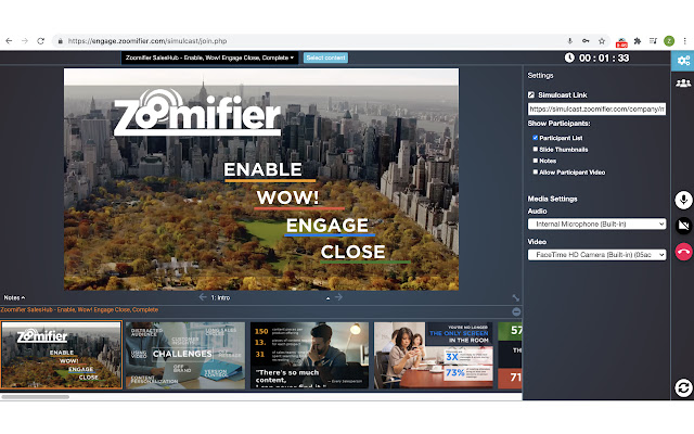 Zoomifier Productivity Suite