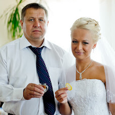 Wedding photographer Aleksandr Shvec (Shvets). Photo of 25.04.2013