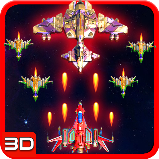 Galaxy Space: Fighter Invader 3D