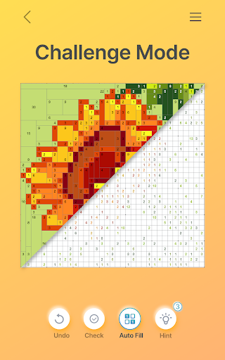Happy Pixel - Free Nonogram Coloring Puzzle Game modavailable screenshots 9