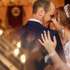 Wedding photographer Petr Kapralov (kapralov). Photo of 28.09.2018