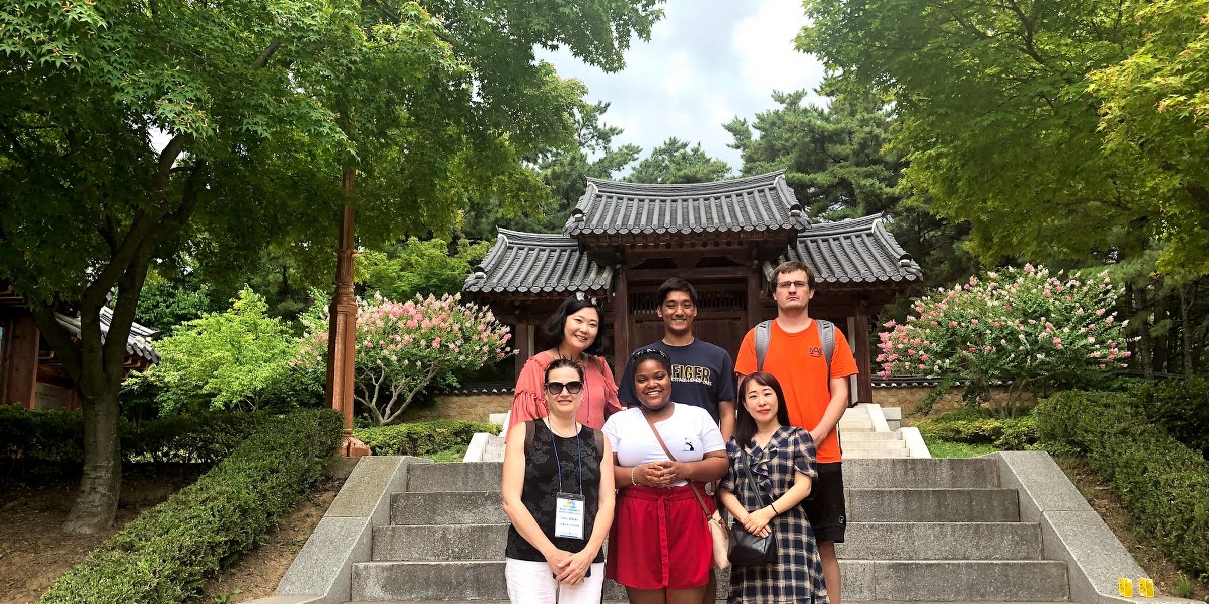 Summer Study Abroad Program in Daegu, South Korea