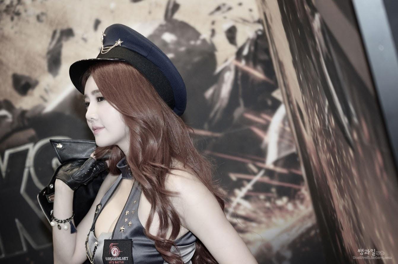 Han Ga Eun - Cô nàng Showgirl dễ thương