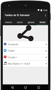 Radios de El Salvador Gratis screenshot 7