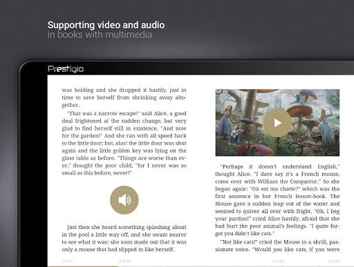 eReader Prestigio: Book Reader screenshot 14