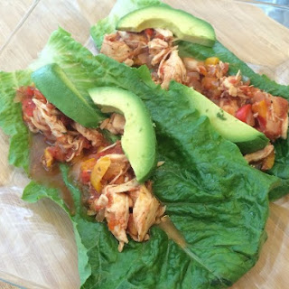 Paleo Crock Pot Chicken Tacos