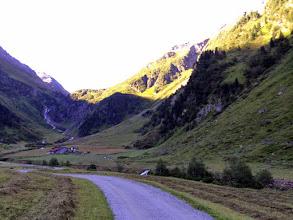 Photo: Bsuchalm (alm below Nurnberger Hut)