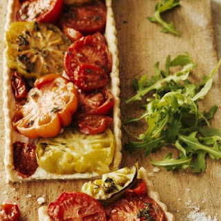 Heirloom Tomatoes in Pastry