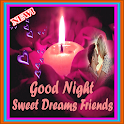 Love Goodnight photo frame icon